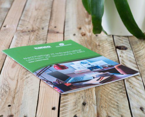Nachhaltige IT Green IT-Infrastruktu